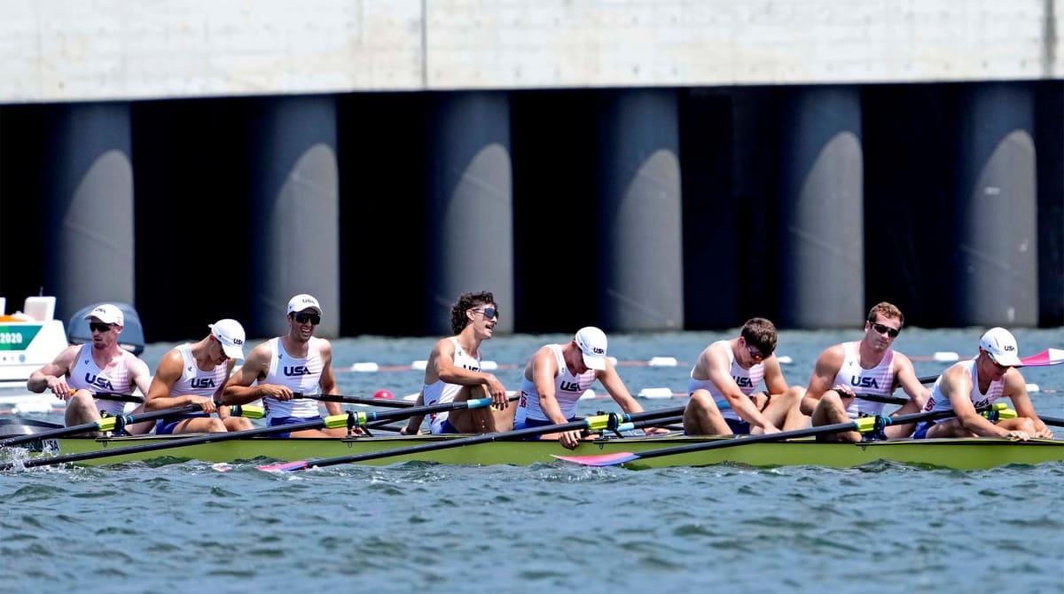 team usa rowing