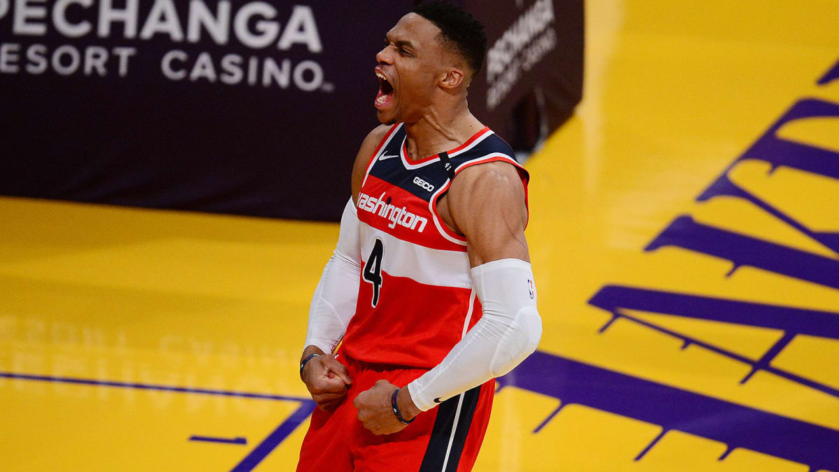 russell westbrook lakers trade