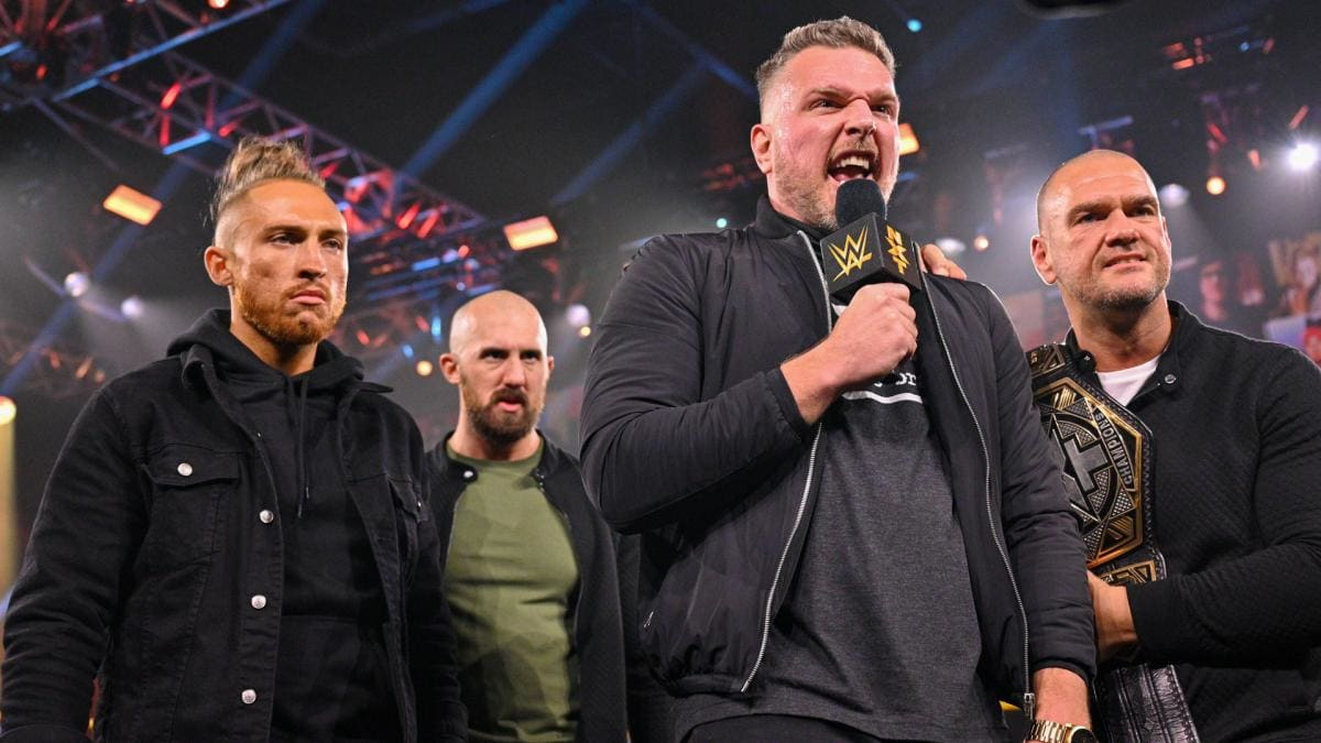 Pat McAfee Joining WWE's 'Friday Night SmackDown' Broadcast Team