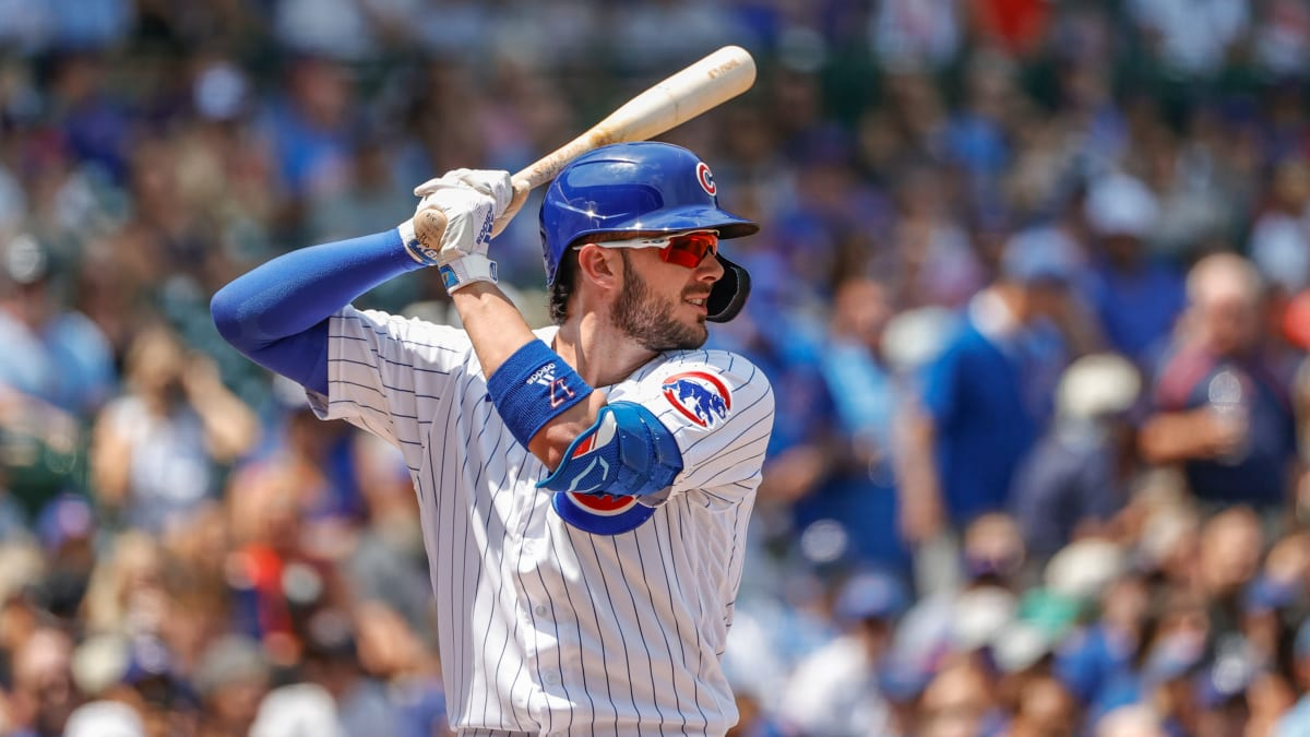 Report: Giants Acquire Kris Bryant in Trade With Cubs