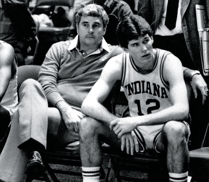 All The Rage: Bobby Knight's Infamous 'Chair Game', 30