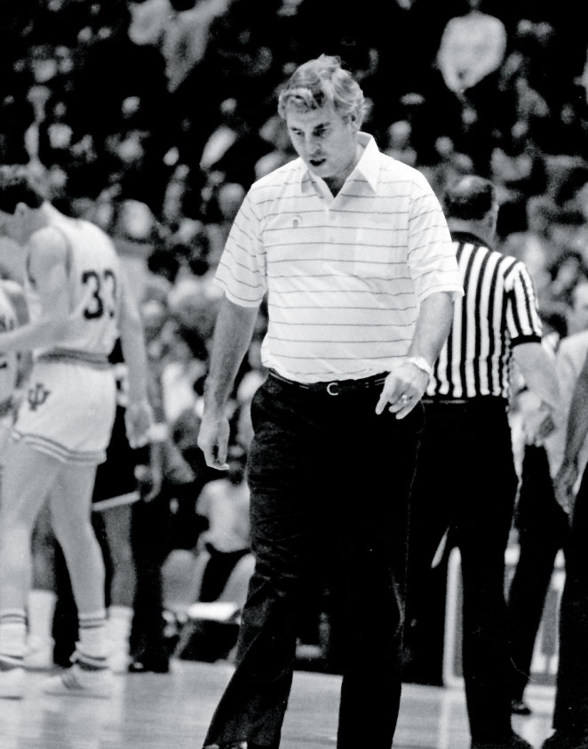 All the Rage: Bobby Knight's infamous 'Chair Game', 30 ...