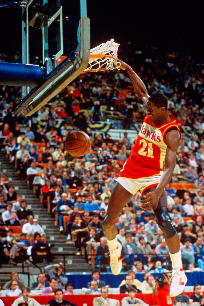 learn to dunk i was 42 and 6�1� with small hands and one
