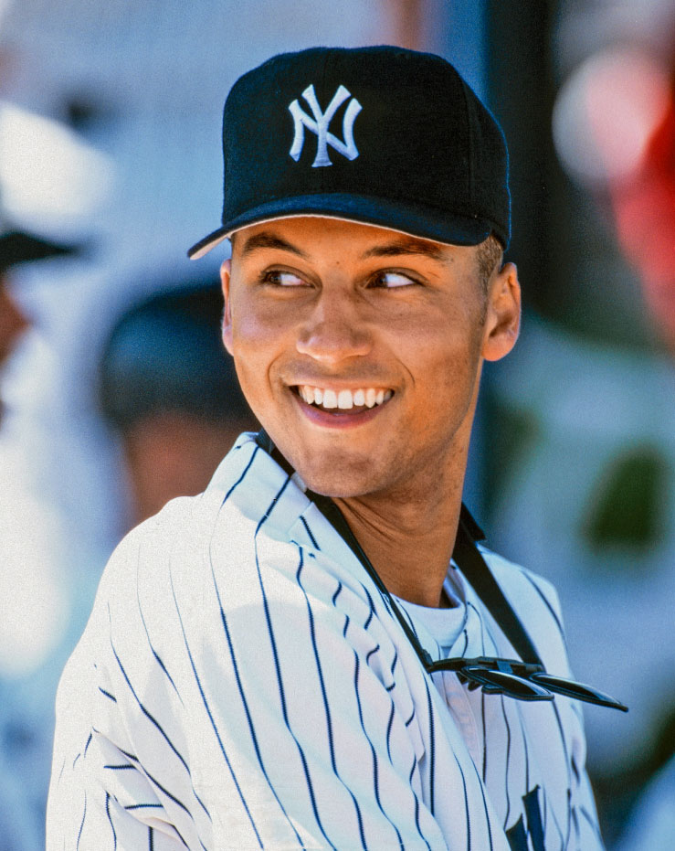 Exit Stage Center Derek Jeter Reflects On The Final Act