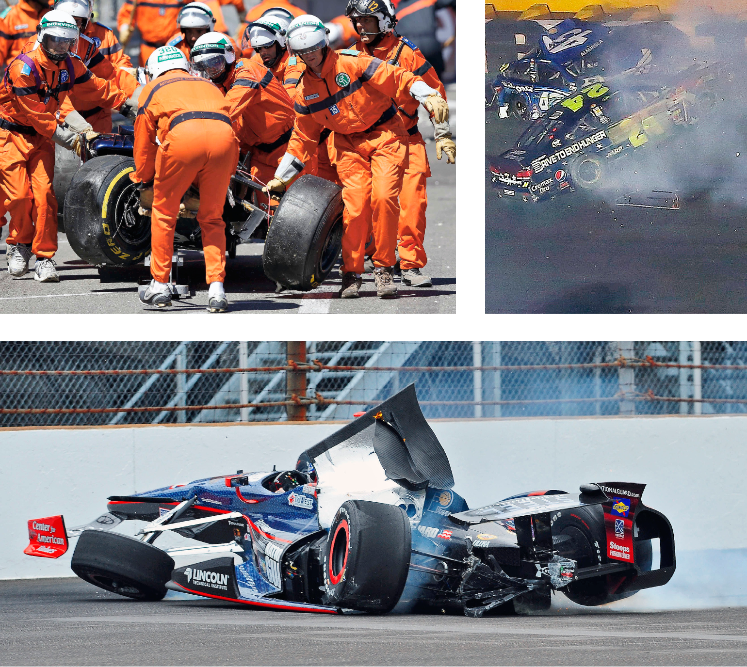 Life And Death And The Heart Of American Racing Longform