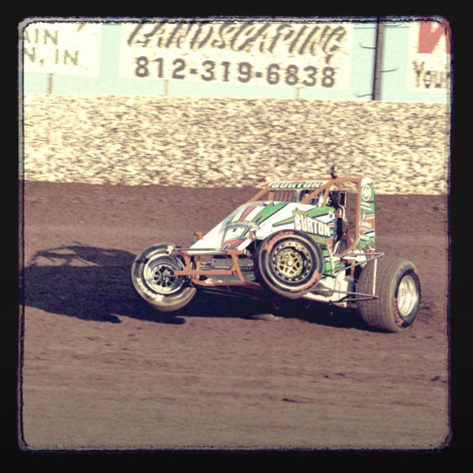 Car Racing Prayer Sprint Car Racing on Dirt is a