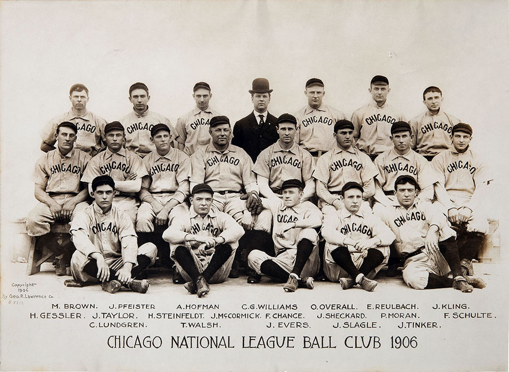 chicago cubs history timeline of world series drought curse