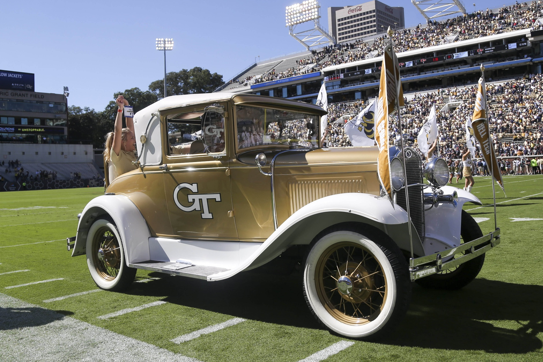 Georgia Tech Football Makes Future Schedule Adjustments