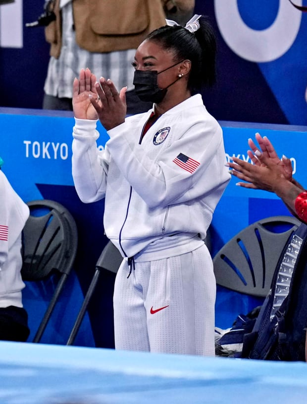 Simone Biles's decision to withdraw continues growing trend of the world's top athletes prioritizing their mental health over achievements or competition.
