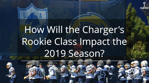 Chargers Rookies