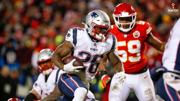 Sony Michel and Demaryius Thomas start 2019 season on PUP