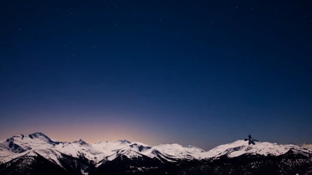 Scenic Whistler Time Lapse (720p)_1m