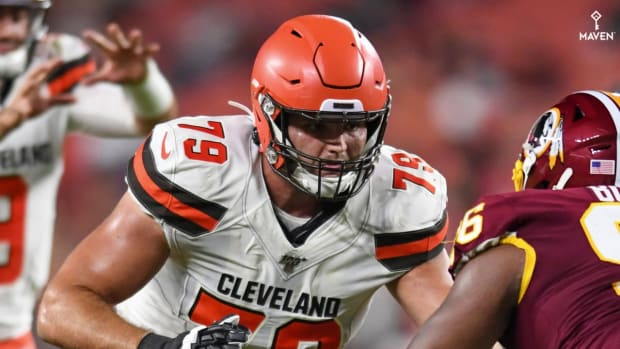 Drew Forbes should get a ton of reps against Colts