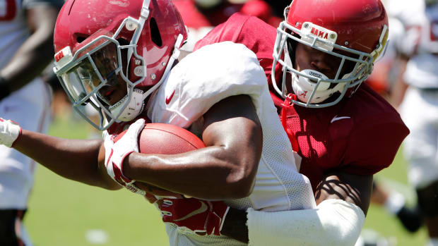 Brian Robinson Jr. will be a big part of the Alabama offense