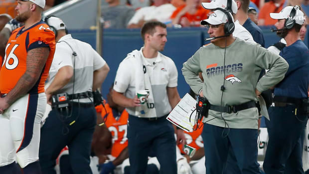 How the injuries to Lock & Fant will shake up the Broncos' roster math
