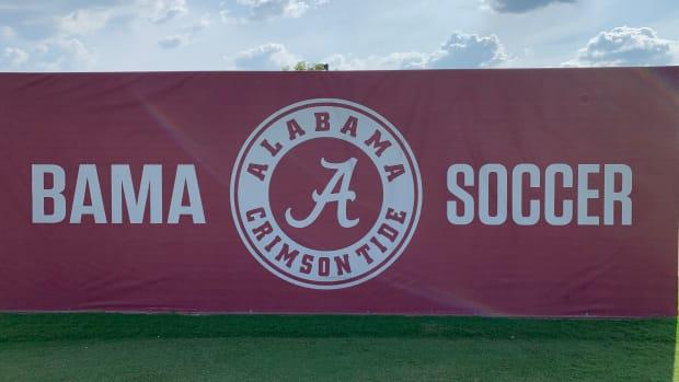 Alabama soccer logo