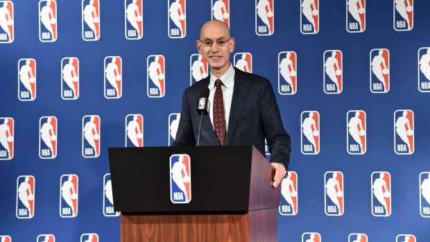 Adam Silver NBA tampering