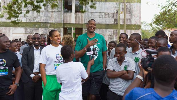 Masai Ujiri Raptors NBA Africa