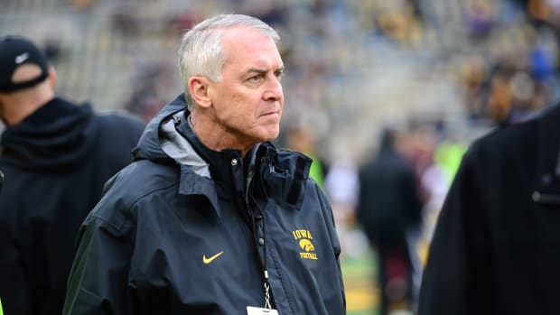 Iowa athletics director Gary Barta said on Tuesday that the university is continuing to look into what allegedly happened to the Iowa band in the Sept. 14 football game at Iowa State.