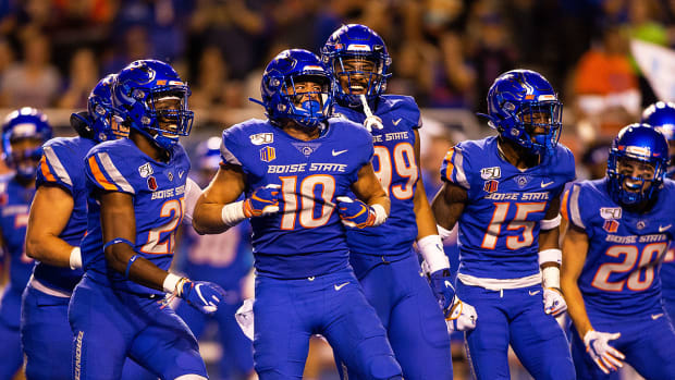 Will teams like Boise State ever get a real shot at the College Football Playoff?