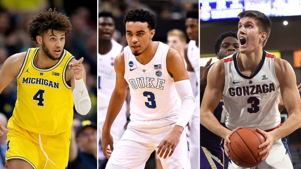Duke's Tre Jones among players to watch for breakout seasons in college basketball.