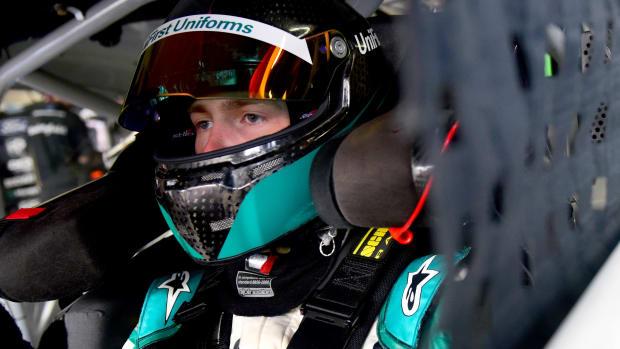 William-Byron-Sitting-In-Racecar-NASCAR