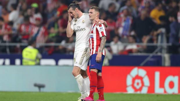 Madrid derby ends in scoreless draw