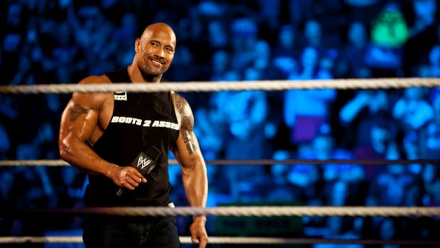 The Rock is returning for SmackDown's Fox debut