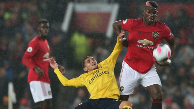Man United Arsenal flaws exposed in drab draw