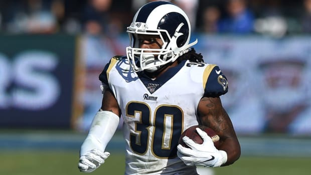 Todd Gurley calls TNF the dumbest thing ever