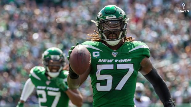 Jets LB C.J. Mosley Won't 'Rush It', Might Miss Third Straight Game With Groin Strain
