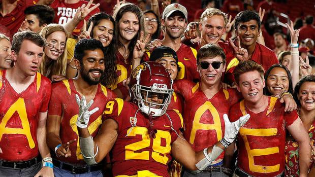 Fair Pay to Play Act NCAA California USC football