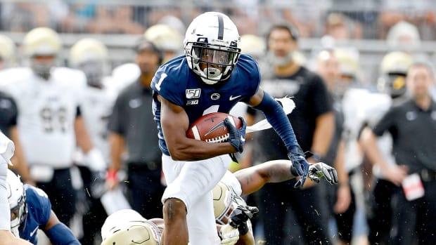 Penn State football KJ Hamler