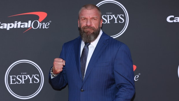 "WWE's Paul ""Triple H"" Levesque at the ESPYs"