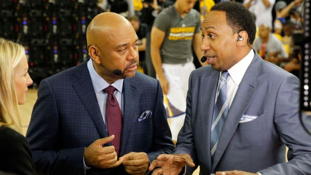 Michael Wilbon | Stephen A Smith