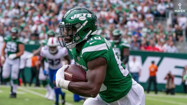 WATCH: 'True Hybrid' Ty Montgomery Yet to Be Unleashed by Jets