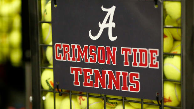 Crimson Tide tennis