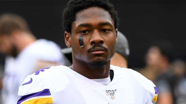 Stefon Diggs wants to stay with Vikings