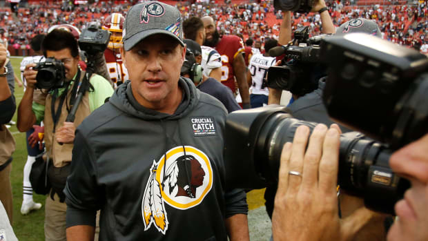 Jay Gruden says he's still Redskins' coach