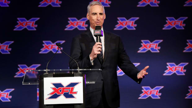 XFL announces draft dates, process