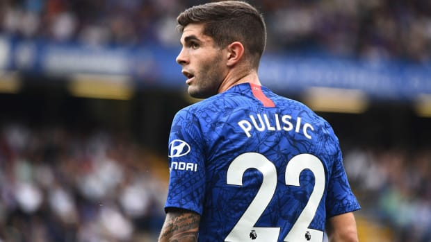 Christian Pulisic wants more Chelsea playing time