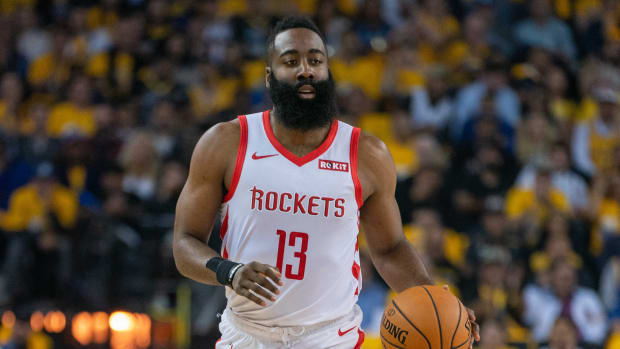 James Harden apologizes following Daryl Morey's Hong Kong comments