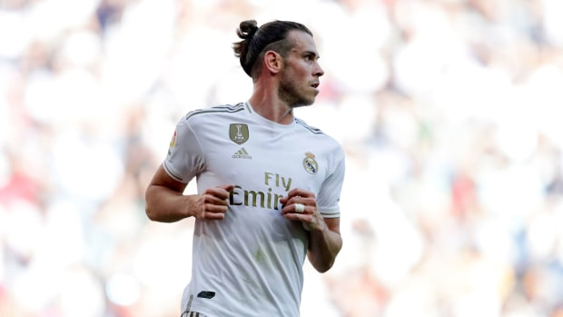 Gareth Bale wants out from Real Madrid