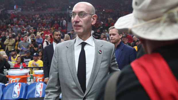 adam-silver-attends-nba-game