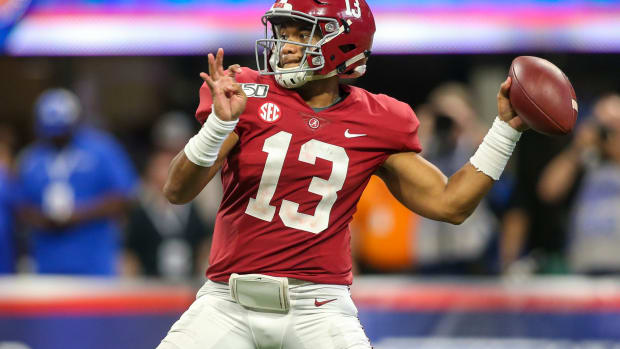 Tua Tagovailoa | Brett Davis-USA TODAY Sports