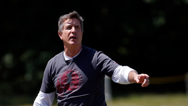 Bill Callahan | Geoff Burke-USA TODAY Sports