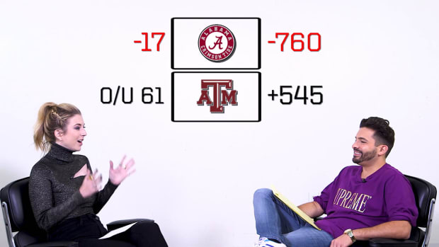 Alabama @ Texas A&M Betting Preview