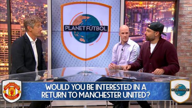 Will van der Sar Return To Man U?