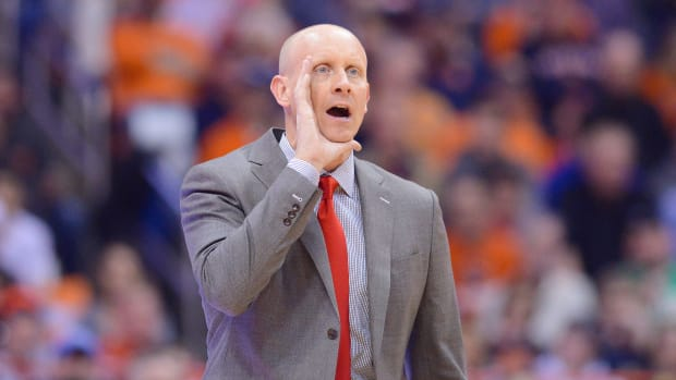 Chris Mack Louisville basketball 2019-20
