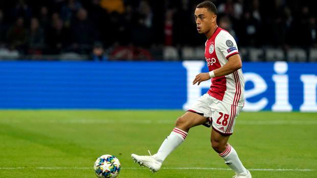 Sergino Dest decides between USA and Netherlands
